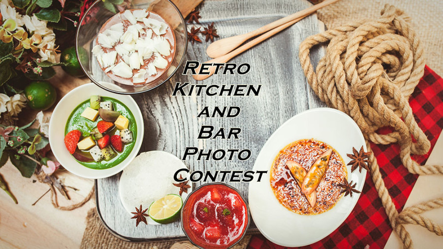 Retro Kitchen and Bar Photo Contest
