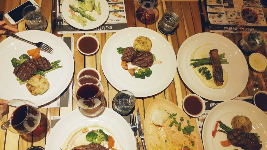 Aussie Beef's Lover Night – All you can eat the best grilled beef.