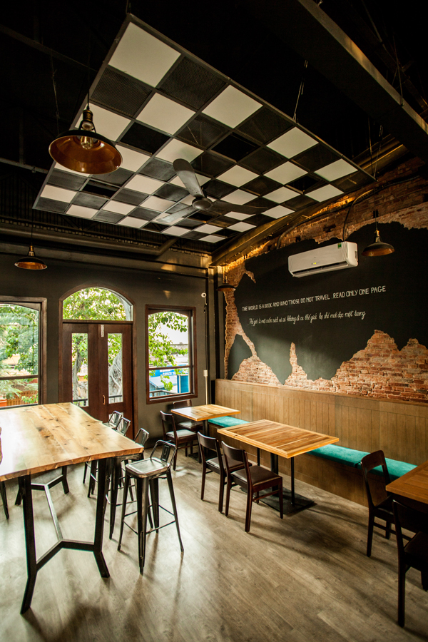 Retro Kitchen And Bar Da Nang Design (107)